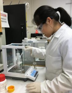Choosing to participate in the NSF REU Program at the University of Kentucky was one of the hardest and smartest decisions of my life. I had never been to Kentucky before, or away from my family for such an extended period of time. I took a chance, and I'