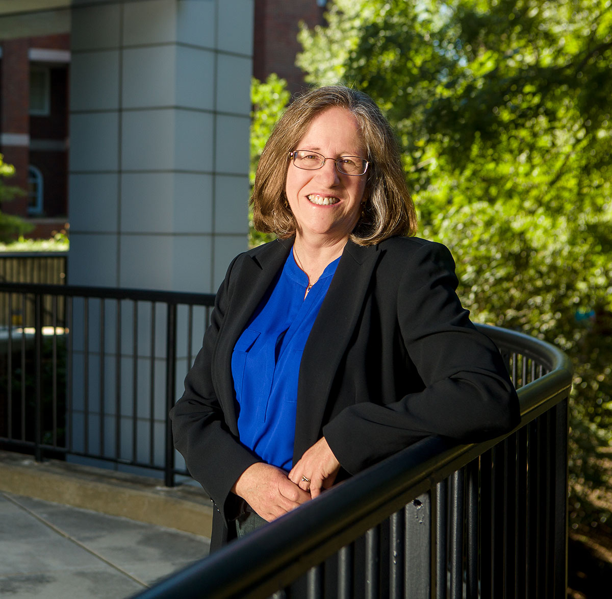Suzanne Smith, director the UK Unmanned Systems Research Consortium, is using her expertise in systems engineering in another, potentially life-saving capacity.