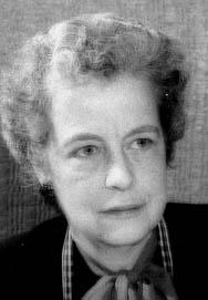 Margaret Ingels (posthumous), BSME 1916, MSME 1920