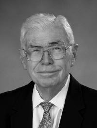 Harry L. Washburn, BSMNG 1950, MSMNG 1951
