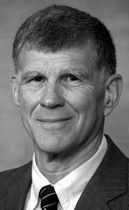 L. Berkley Davis, Jr., BSME 1966, MSME 1970, Ph.D. 1972