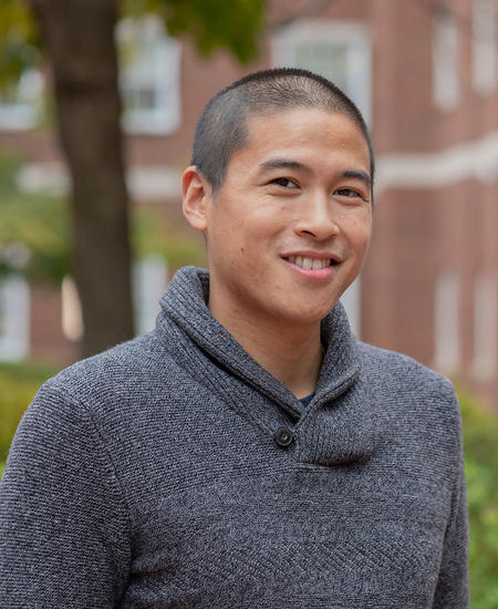 Jonathan Pham: 2021 College of Engineering Excellence in Research Award Winner