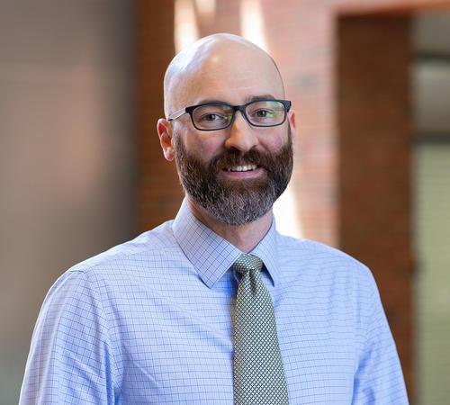 Brad J. Berron: 2021 College of Engineering Excellence in Service Award Winner