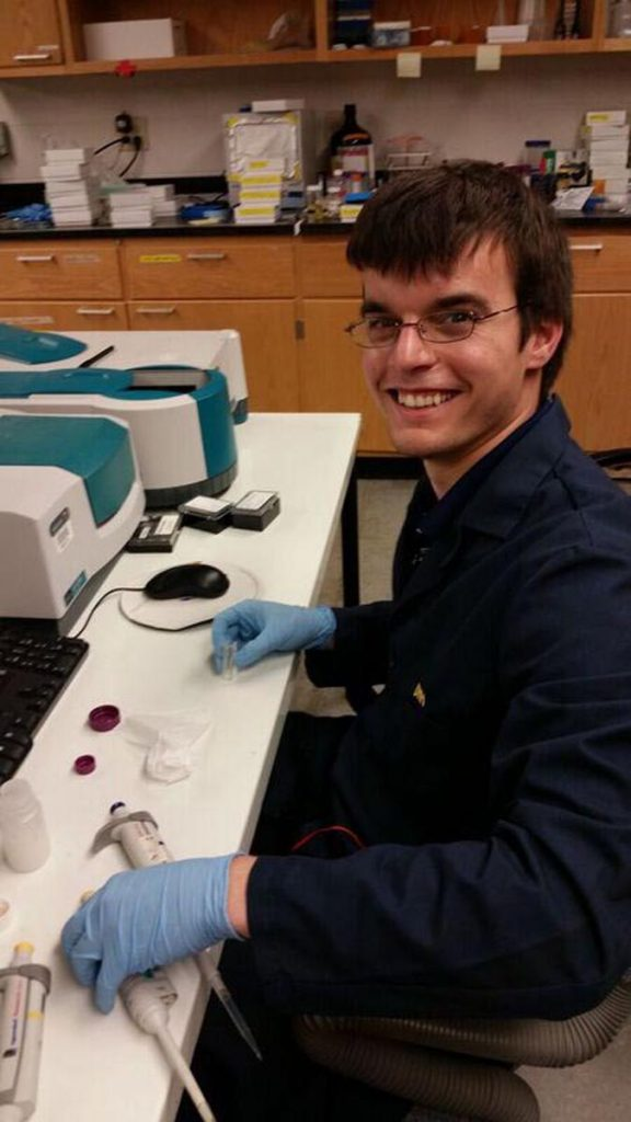 The time I spent at UKY for the 2016 REU program was the best summer of my undergrad years. The experience was the perfect mixture of learning and fun activities. It was clear that all of the faculty put in a tremendous amount of effort to create a fun, s