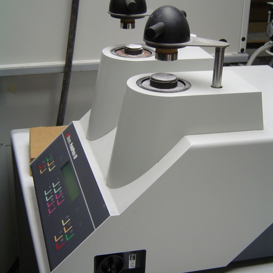 Struers ProntoPress-20 - Hot-mounting System for Metallurgical Samples