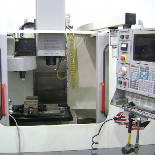HAAS VFO - 4 Axis Vertical CNC Machining Center