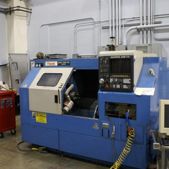 Mazak QuickTurn 10N ATC M/C CNC Lathe