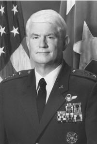 Lt. General John H. Campbell, BSCS 1969