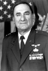 Major General Earnest O. Robbins II, BSCE 1969