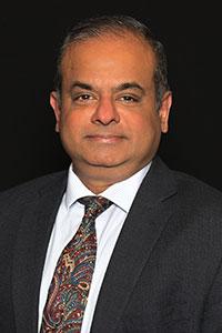 Raj K. Krishnaswamy, MSCE 1993, Ph.D. 1995