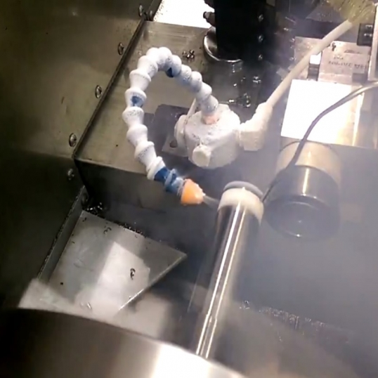 Cryogenic-MQL Hybrid Burnishing of Ti-6Al-4V (Separated Stream Flow)