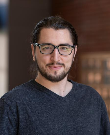 Carson Joseph Labrado: 2021 Outstanding Ph.D. Student Award Winner