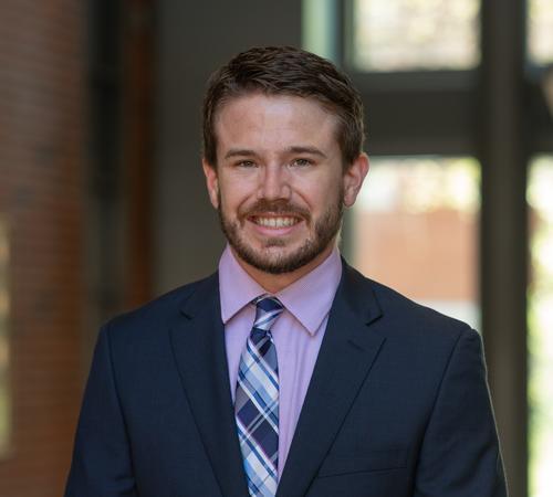 Danny Francis: 2021 Outstanding Teaching Assistant Award Winner
