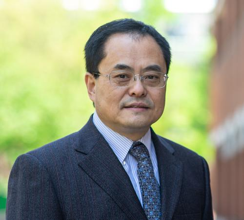 Guoqiang Yu: 2021 College of Engineering Excellence in Research Award Winner