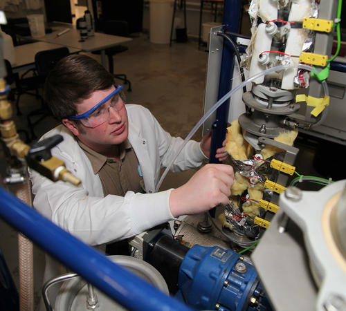 The Paducah campus has offered engineering programs since 1998.