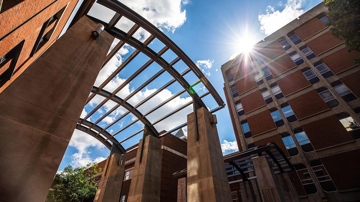 University of Kentucky College of Engineering Quadrangle